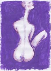 woman in purple_27x21_2012