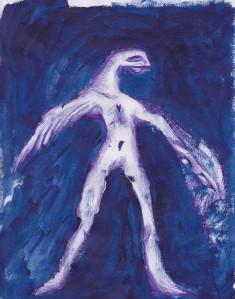 Birdman, dimensioni 21x29 cm, 2015
