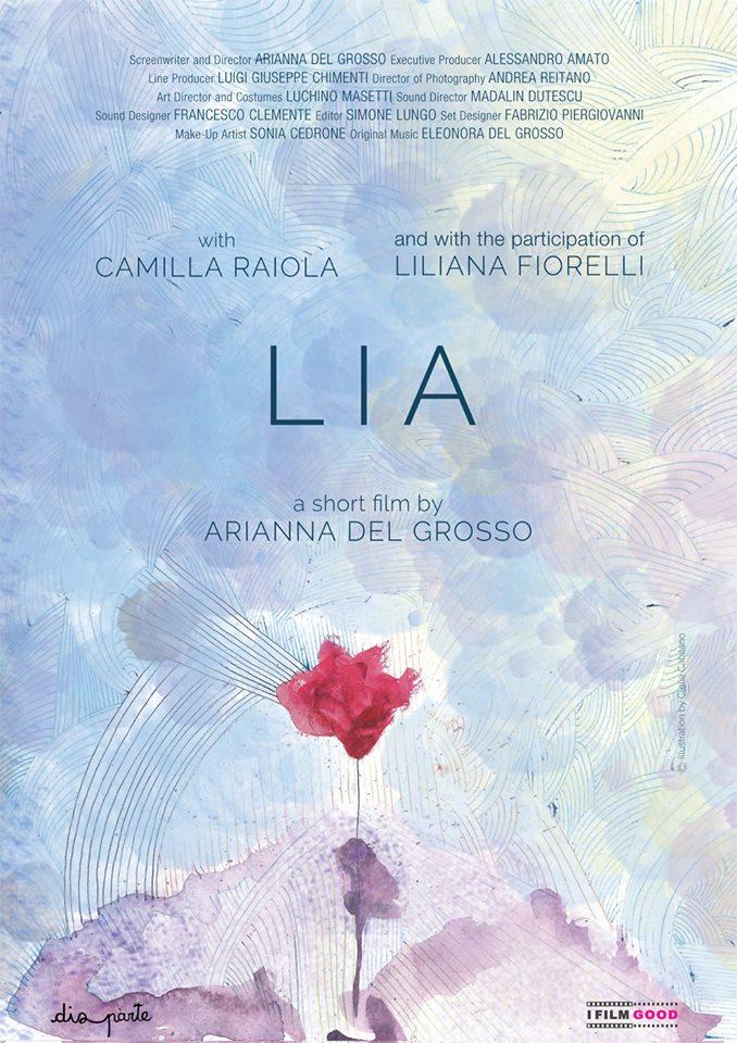 lia locandina cortometraggio